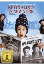 Kevin 2 - Allein in New York DVD-Cover