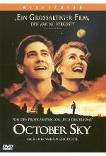 October Sky DVD-Cover