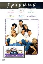 Friends - Staffel 1 / Episode 19-24 DVD-Cover