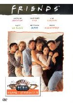 Friends - Staffel 1 / Episode 13-18 DVD-Cover
