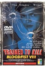 Bloodfist 8 - Trained to Kill DVD-Cover