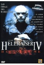 Hellraiser 4 - Bloodline DVD-Cover