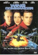 Wing Commander DVD-Cover