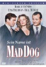 Sein Name ist Mad Dog DVD-Cover