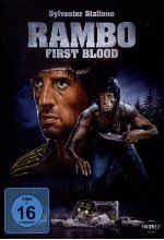Rambo 1 - First Blood DVD-Cover