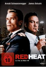 Red Heat DVD-Cover
