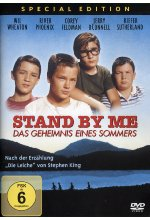 Stand by me - Das Geheimnis eines Sommers DVD-Cover