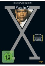 Malcolm X  [2 DVDs] DVD-Cover