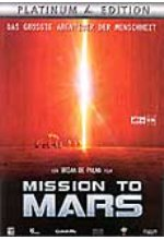 Mission to Mars  [PE] [2 DVDs] DVD-Cover