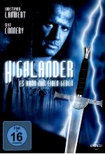 Highlander 1 DVD-Cover