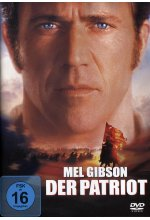 Der Patriot - Mel Gibson DVD-Cover