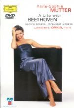Anne-Sophie Mutter - A Life with Beethoven DVD-Cover