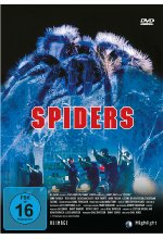 Spiders DVD-Cover