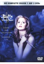 Buffy - Season 1/Box Set (Ep.1-12)  [3 DVDs] DVD-Cover