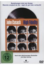 High Fidelity DVD-Cover