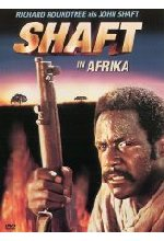 Shaft in Afrika DVD-Cover
