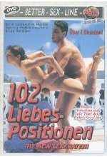 102 Liebespositionen - Better-Sex-Line DVD-Cover
