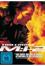 M:I-2 - Mission: Impossible 2 DVD-Cover
