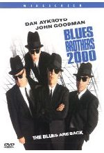 Blues Brothers 2000 DVD-Cover