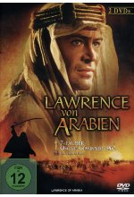 Lawrence von Arabien  [2 DVDs] DVD-Cover