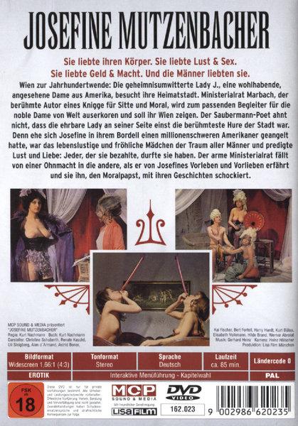 Josefine mutzenbacher mit filme Josefine Mutzenbacher