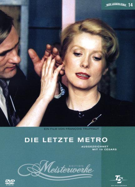 Die letzte metro meisterwerke edition film auf dvd for Die letzte metro