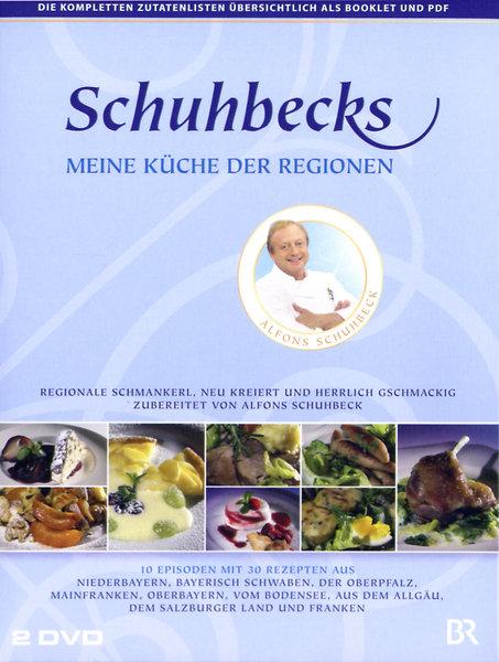 Schuhbecks - Meine Küche der Regionen [2 DVDs] Film auf DVD ...