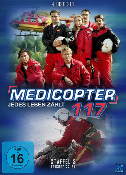 Medicopter 117 / Medicopter 117 - Jedes Leben zählt {1999} { Sezon 3} PL.DVDRip.XviD-paul / Lektor PL