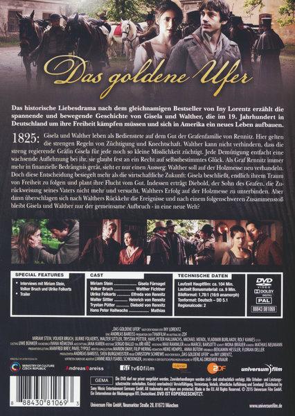 Das Goldene Ufer Film Auf Dvd Ausleihen Bei Verleihshopde