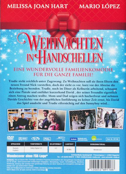 Weihnachten In Handschellen.Weihnachten In Handschellen Film Auf Dvd Ausleihen Bei Verleihshop De