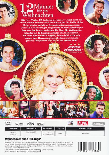 12 m nner f r weihnachten film auf dvd ausleihen bei. Black Bedroom Furniture Sets. Home Design Ideas