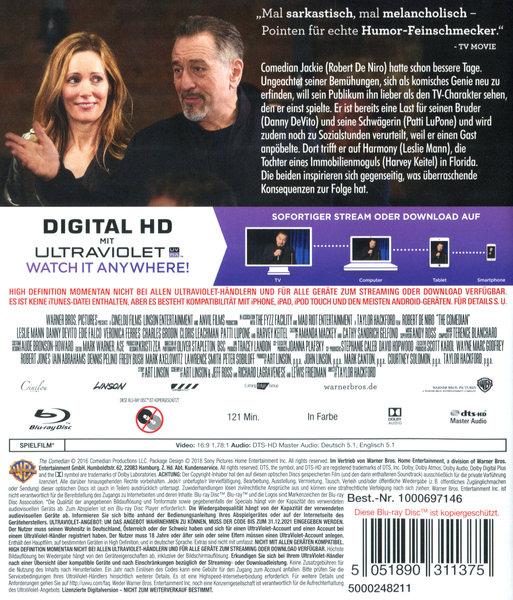 The Comedian Wer Zuletzt Lacht Film Auf Blu Ray Disc Ausleihen Bei