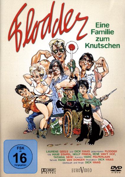 Familie Flodder Eine Familie Zum Knutschen