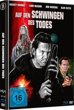 Auf den Schwingen des Todes - Mediabook - Cover A - Limited Edition auf 333 Stück (+ DVD)