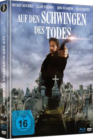 Auf den Schwingen des Todes - Mediabook - Cover B - Limited Edition auf 222 Stück (+ DVD)